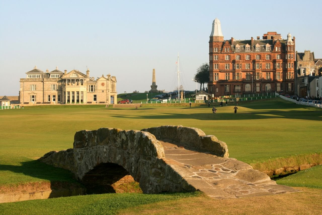 Creation of St Andrews - The Home of Golf - AGS Golf Vacations